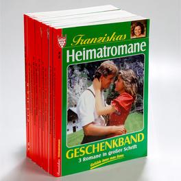 30 Heimatromane in 10 Bänden