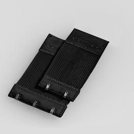 4 BH-Erweiterungen schwarz