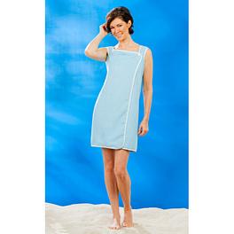 Badekleid blau