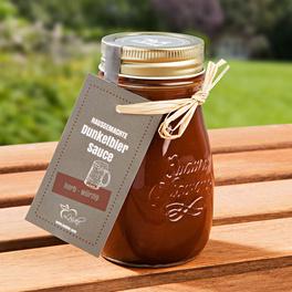 Dunkelbier-Sauce