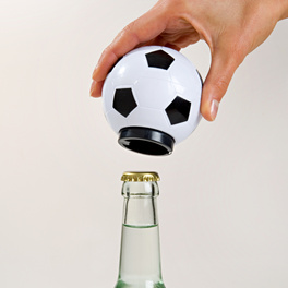 """Flaschenöffner """"Fußball"""""""