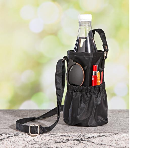 Flaschentasche ultraleicht schwarz 30489000 | 3PAGEN