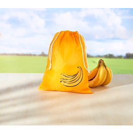 """Frischebeutel """"Bananen"""" gelb"""