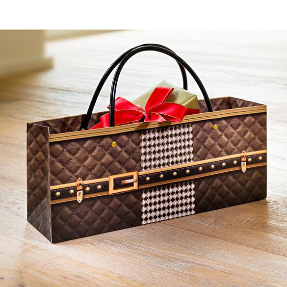 Geschenktaschen braun