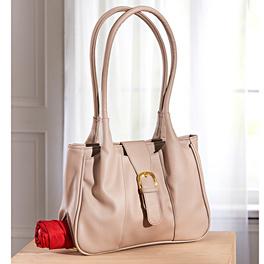 """Handtasche """"Anna"""" taupe"""