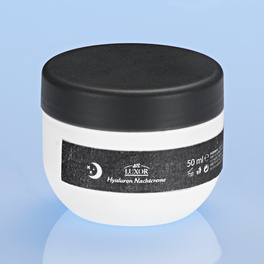 "Hyaluron-Nachtcreme ""Luxor"", 50 ml"
