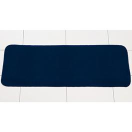 Küchenteppich blau, 50 x 140 cm