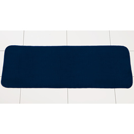 Küchenteppich blau, 50 x 190 cm