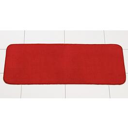 Küchenteppich bordeaux, 50 x 140 cm
