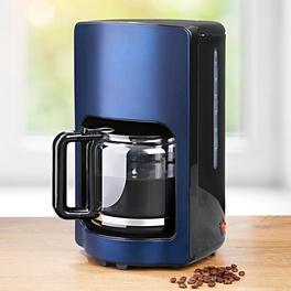 Kaffeemaschine blau