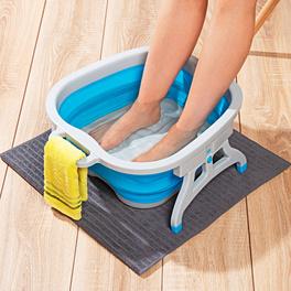 Klappbares Fußbad