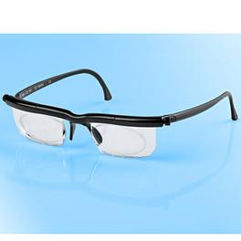 Korrektionsbrille schwarz
