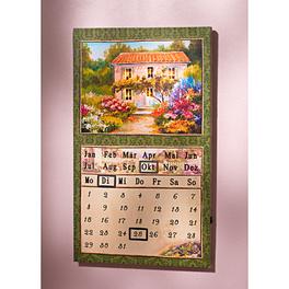 "LED-Kalender ""Toskana"""