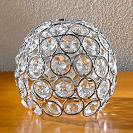 "LED-Kugel ""Diamant"", Ø 10 cm"