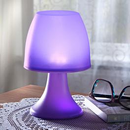 LED-Leuchte flieder