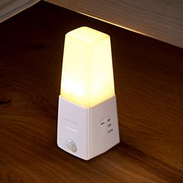 LED-Nachtlicht mit Bewegungsmelder