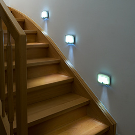 LED-Treppenleuchte