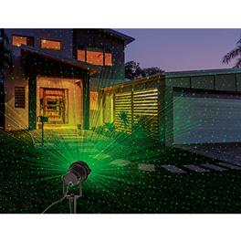 Laser-Strahler