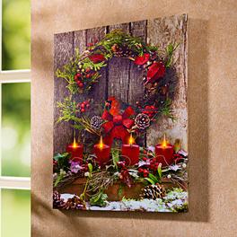"Leuchtbild ""Advent"""