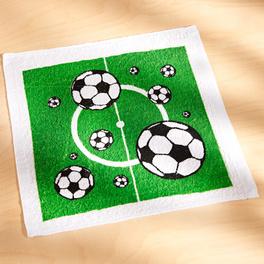 """Magisches Handtuch """"Fußball"""""""