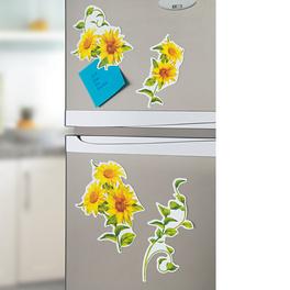 """Magnet-Sticker """"Sonnenblumen"""""""