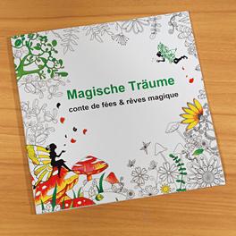 """Malbuch """"Magische Träume"""""""