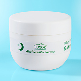 "Nachtcreme ""Aloe Vera"", 50 ml"