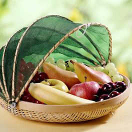 Obstkorb mit Abdeckung