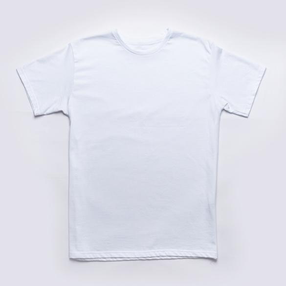 Rundhalsshirt weiß 62500002 | 3PAGEN
