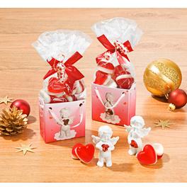 Süße Tüte mit Liebesengel