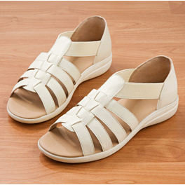 "Sandale ""Mina"" beige"