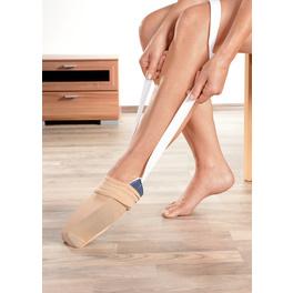 Socken-Anziehhilfe