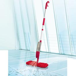 Spray-Mopp flexibel, rot