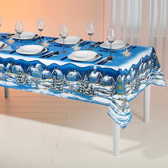 Weihnachts-Tischdecke, 140 x 170 cm
