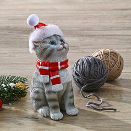 """Weihnachtskätzchen """"Minka"""""""