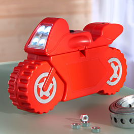 "Werkzeug-Set ""Motorrad"", 22-tlg."