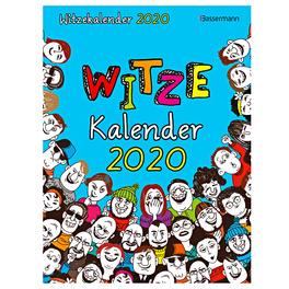 Witze-Kalender 2020