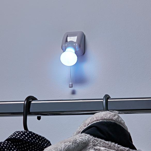 2er-Set LED-Lampen, kabellos