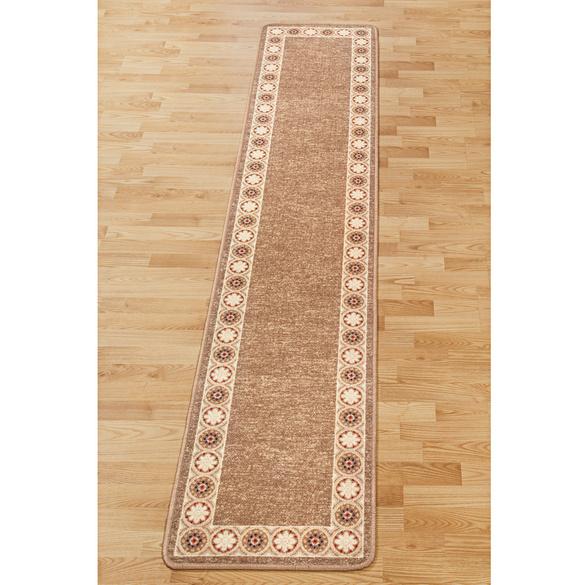 """Teppich """"Classico"""" beige, 50 x 250 cm"""
