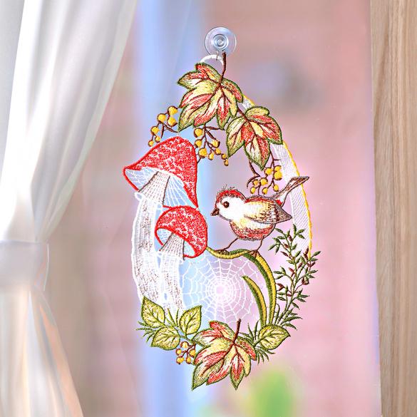 """Fenster-Deko """"Herbst"""""""