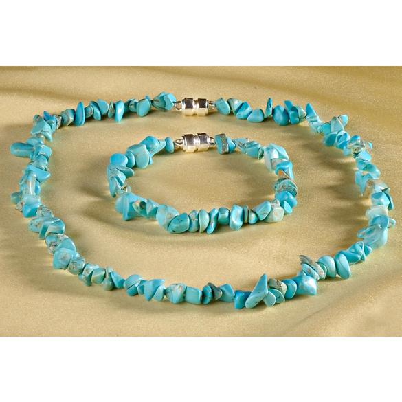 Türkis-Armband