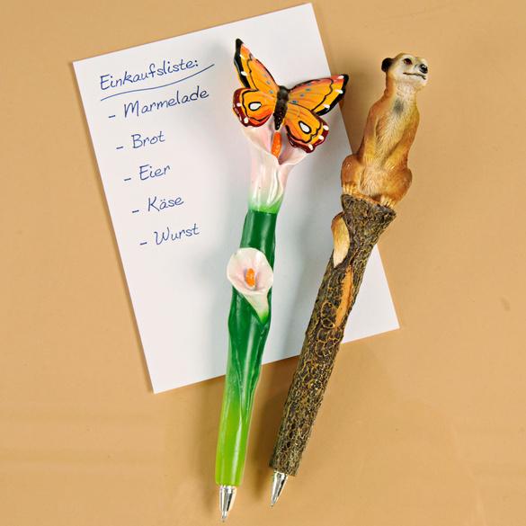 """Kugelschreiber """"Schmetterling"""""""