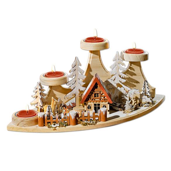 """Teelichthalter """"Advent"""""""
