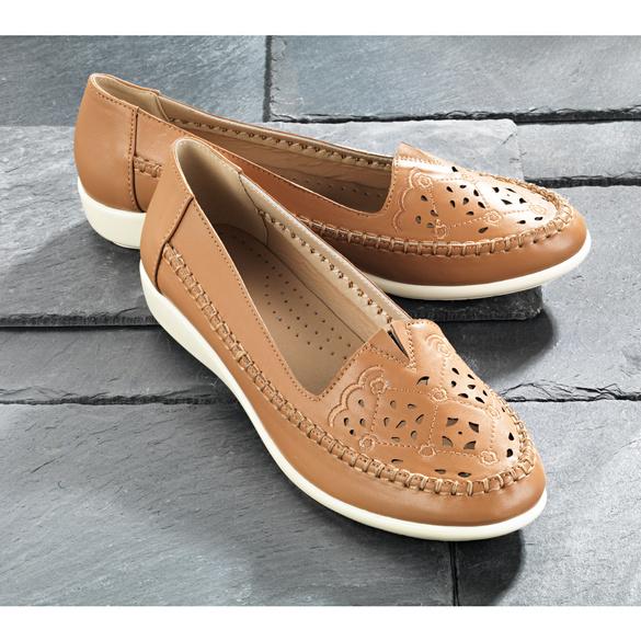 Schuh Daria, braun