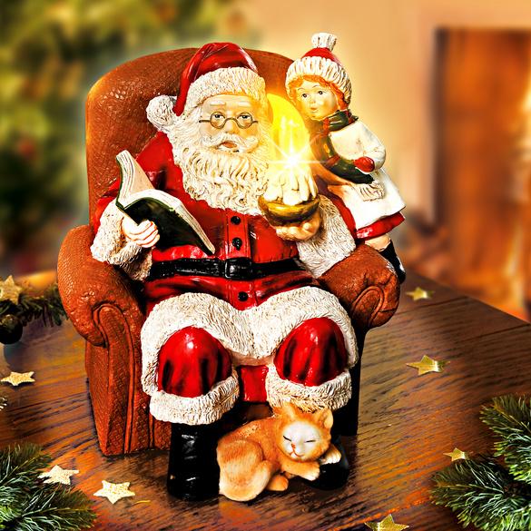 """LED-Deko """"Weihnachtsmann"""""""