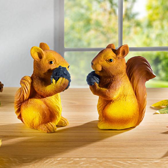 LED-Eichhörnchen