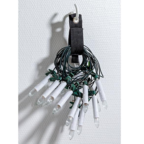 Lichterkettenhalter. 3er-Set