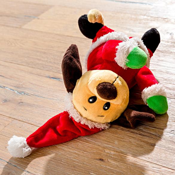 """Weihnachtshund """"Rolli"""""""