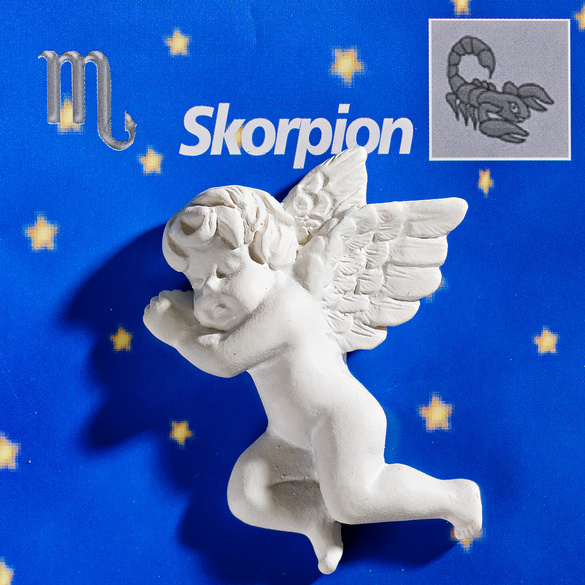 "Schutzengel ""Skorpion"""