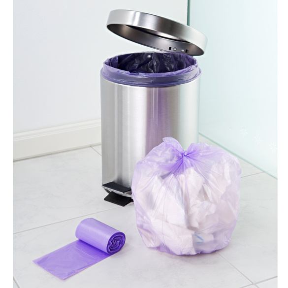 Mülleimerbeutel mit Duft, 30er-Set